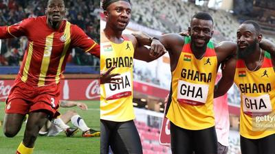 'Beating you is not new' – Ghanaians troll USA after edging them in 4x100m relay
