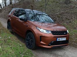 Land Rover Discovery Sport 2.0P AWD – legendarny model w wersji mini