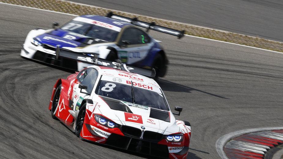 Robert Kubica w serii DTM