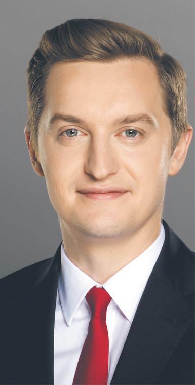 Sebastian Kaleta, wiceminister sprawiedliwości  fot. Materiały prasowe