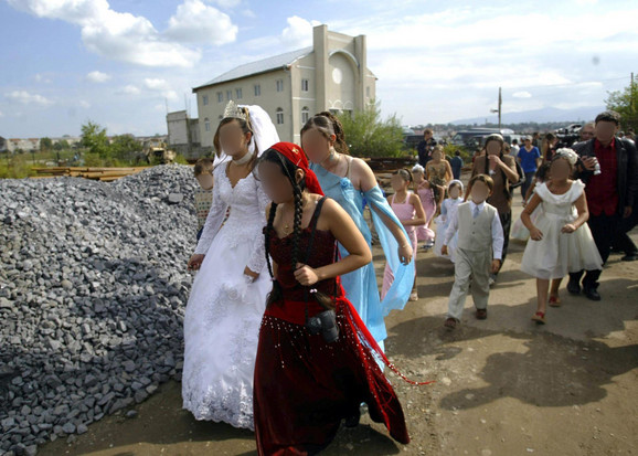 Dečjih brakova najčeše ima u romskoj populaciji