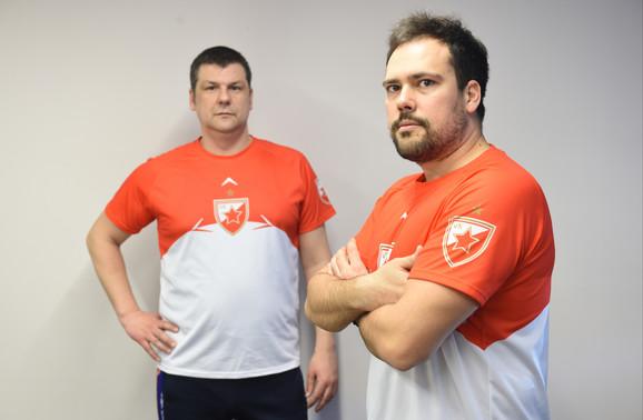 Gosti Blicsporta: Aleksandar Filipović i Nemanja Stevnović