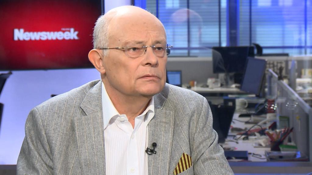 Tomasz Lis.: prof. Zbigniew Mikołejko, Marek Borowski, Wiesław Włodarski (3.04.2017)