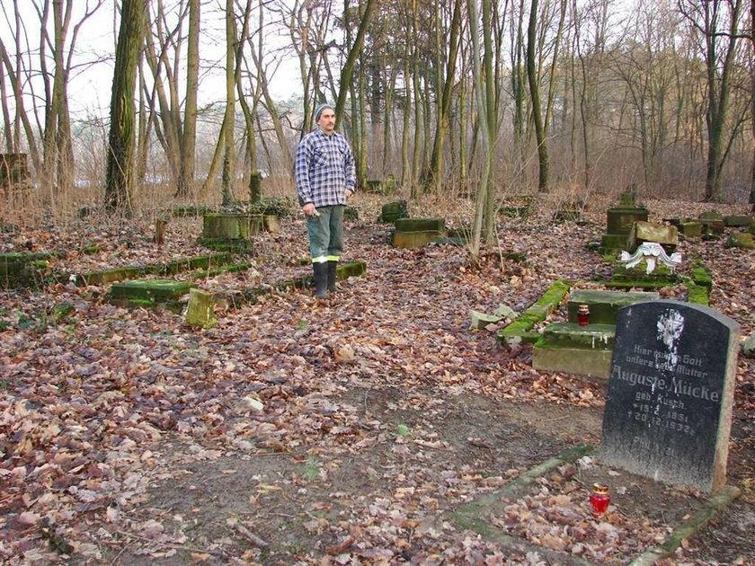 Mieszkam na grobach