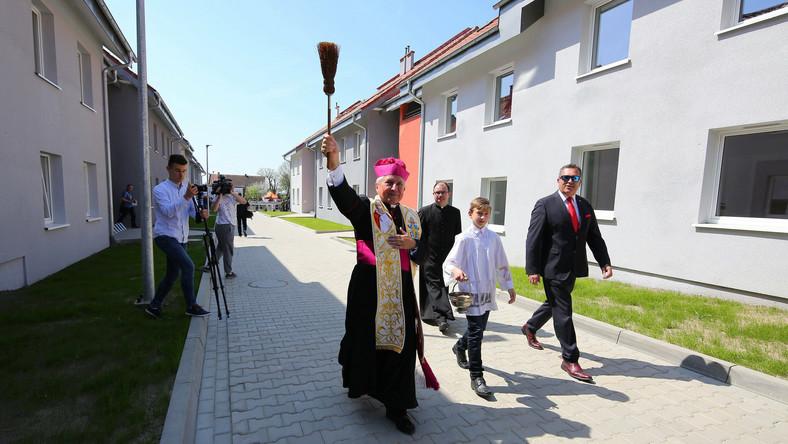Biskup diecezji kaliskiej Edward Janiak