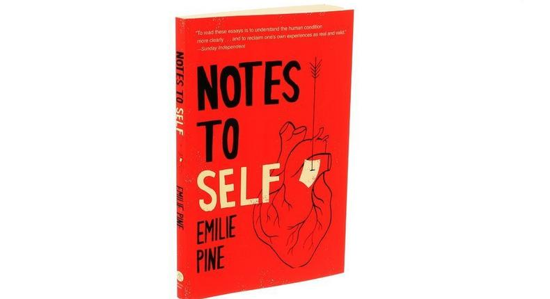 How an academic got personal in 'Notes to Self'