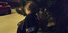 Zapłakana 9-latka uciekła z domu w piżamie. Jej historia łamie serce