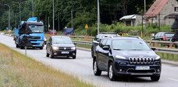 Będą korki na Słowackiego w Gdańsku! Zatory mogą tworzyć się na jezdni w kierunku Wrzeszcza