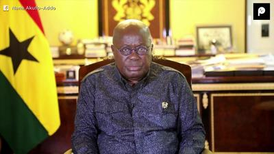 COVID-19: 7 key things president Akufo-Addo said in his address to the nation