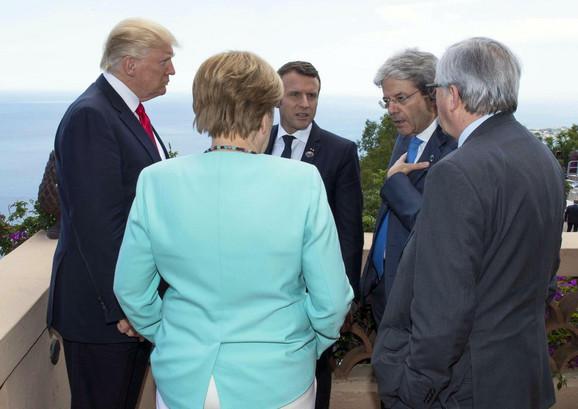 Nezadovoljstvo nakon sastanaka u Briselu i Italiji