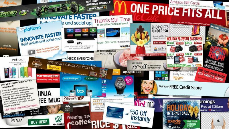 Reklamy w Internecie - irytujące, ale czy potrzebne?, fot. blog.imonomy.com