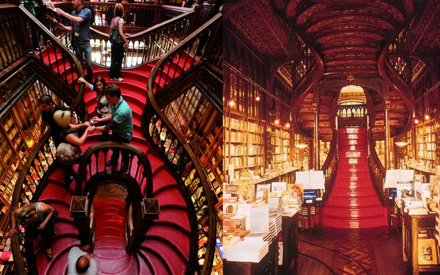 Księgarnia Lello, Porto
