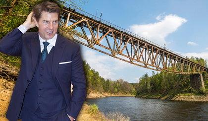 Tom Cruise nie będzie kręcił swojego filmu w Polsce. Strzelił focha przez nasz most
