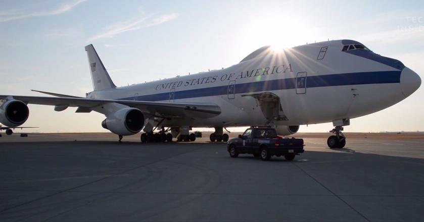 BI: Latający Pentagon. To jeden z najważniejszych samolotów w USA