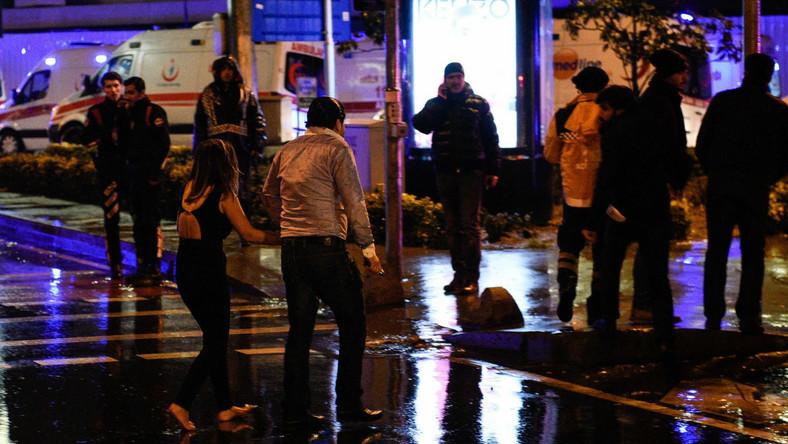 Zamach na klub Reina w Stambule