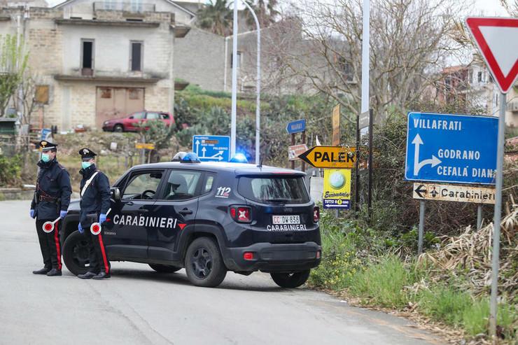 Palermo policija