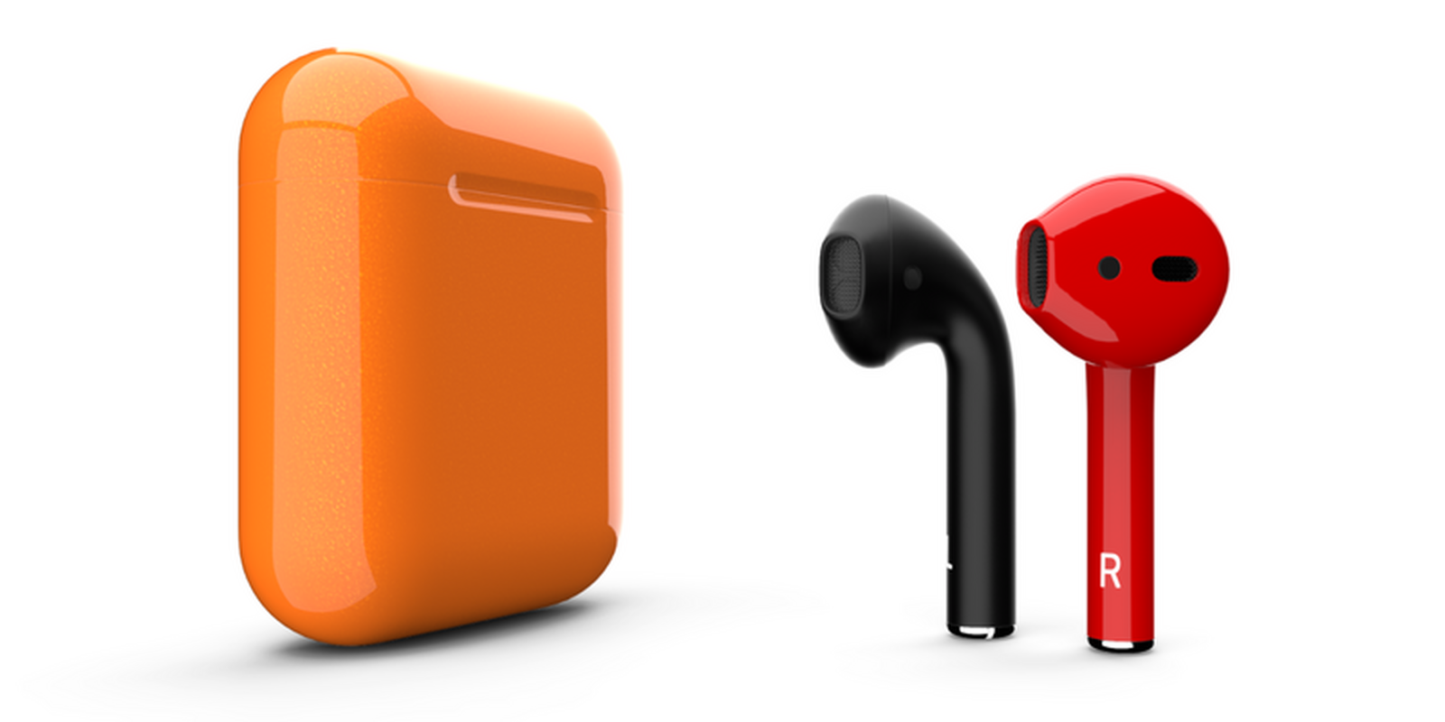Firma Colorware maluje też słuchawki AirPods