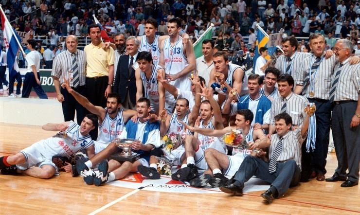 Košarkaška reprezentacija SR Jugoslavije