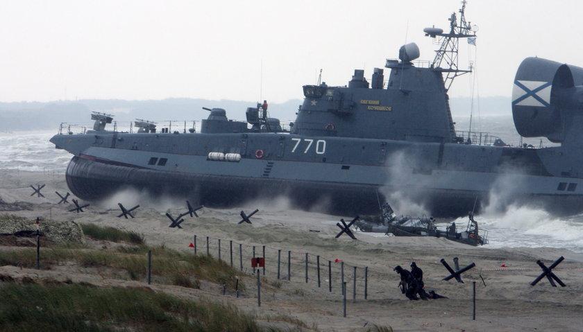 Manewry wojsk rosyjskich i białoruskich pod kryptonimem ZAPAD z 2009 roku