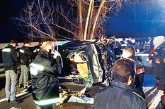 SUMANUTO BEKSTVO SE ZAVRŠILO TRAGEDIJOM Misteriozna porodica lopova iz Srbije poginula u Italiji, čeka se iskaz JEDINOG PREŽIVELOG
