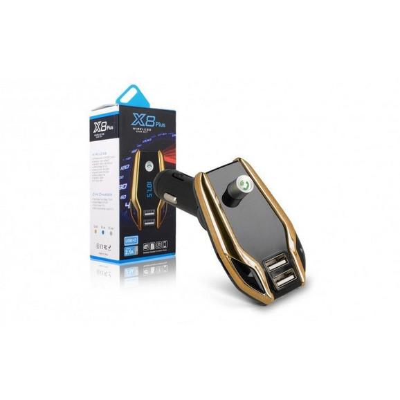 Bluetooth FM transmiter i handsfree