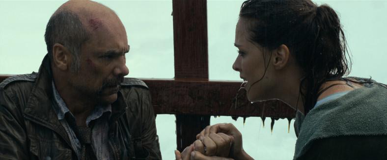 "Alicja Bachleda Curuś i Greg Stuhr w filmie ""The American Side"""