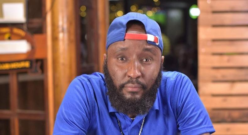 I've been single for 3 and a half years – Shaffie Weru opens up on his ideal woman (Instagram)