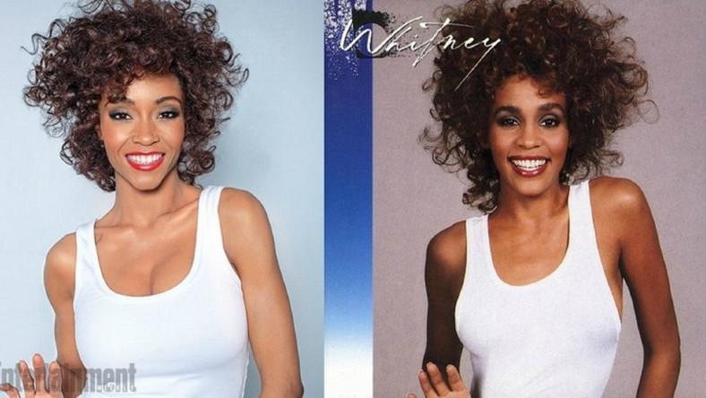 """Yaya DaCosta wciela się w piosenkarkę w obrazie zatytułowanym po prostu """"Whitney Houston"""". Film ma koncentrować się na związku gwiazdy z Bobbym Brownem. Za kamerą staje znakomita aktorka – Angela Basset (będzie to jej debiut reżyserski). – Czuję się w obowiązku opowiedzieć historię Whitney i Bobby'ego – wyznała Bassett. – Więź, która ich łączyła fascynuje do dziś i nie posiadam się ze szczęścia, że to właśnie mnie przypadła możliwość pokazania jej na ekranie. Premiera produkcji, która powstaje dla Lifetime, planowana jest na przyszły rok"""