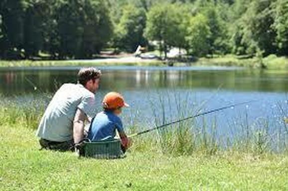 komplet za pecanje