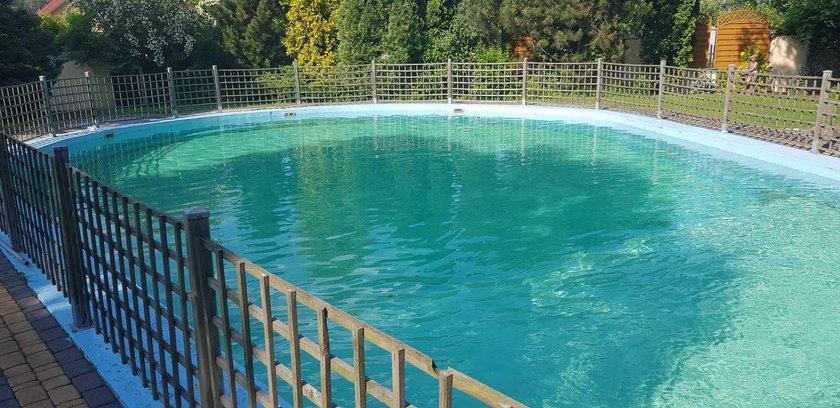 Sławomir Świerzyński - basen