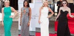 Styl gwiazd na TV BAFTA Awards 2014