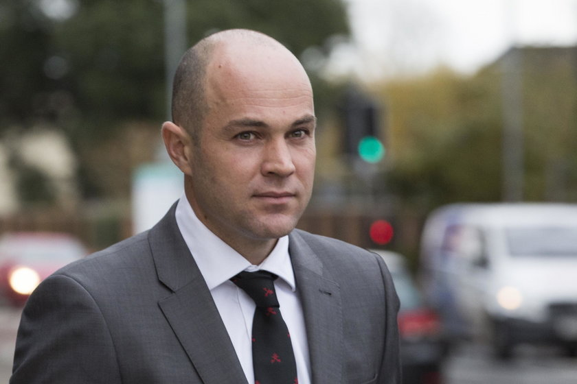 Emile Cilliers Court Appearance