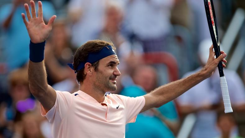 PerfekcyjnRoger Federer