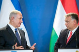 Netanijahu i Orban AP