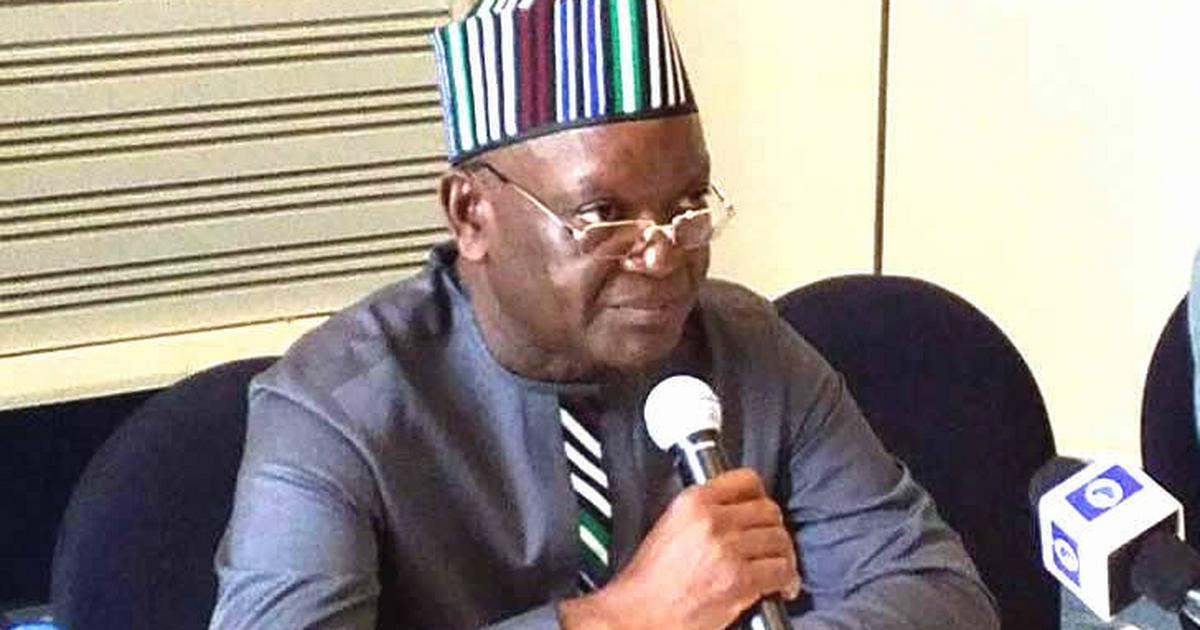 Gov Ortom pardons 500 prisoners in Benue - Pulse Nigeria