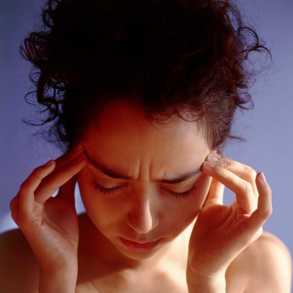 Glavobolja, jedan od uzroka promene vremena