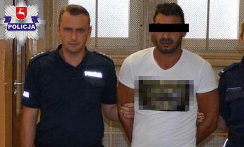 Bułgar zrobił z 25-latki seksualną niewolnicę. Gwałcił ją i zmuszał do prostytucji