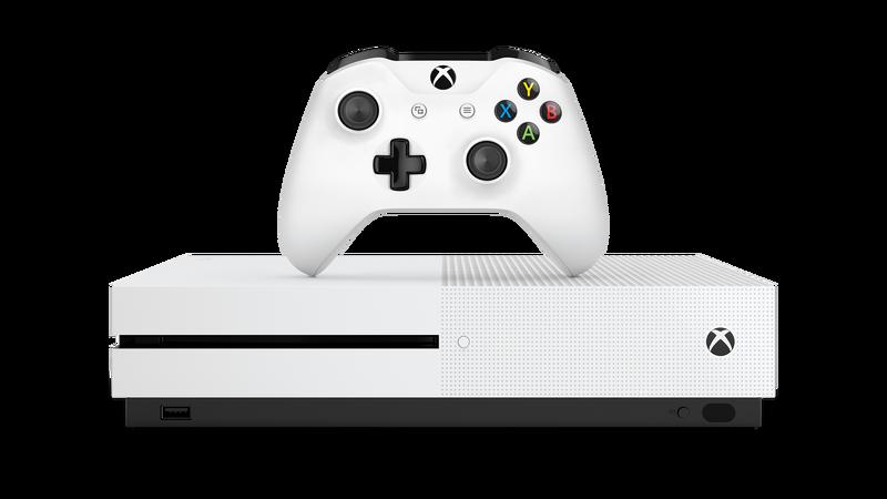 Xbox One S coraz tańszy [WYSZUKANE W SIECI]