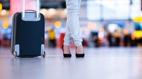 Kobieta próbowała w torbie podręcznej przemycić do Francji 4-letnią dziewczynkę