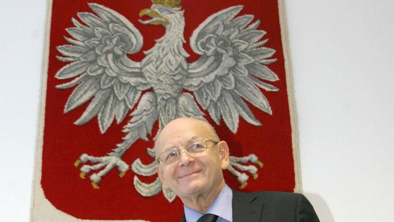 Janusz Kochanowski przedstawi trzy projekty nowelizacji konstytucji