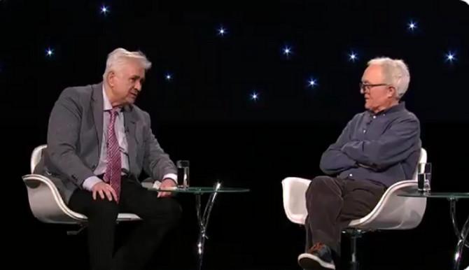 Vuk Žugić i Bogomir MIjatović, publicista i muzički kritičar