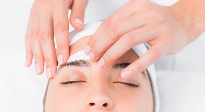 waxing eyebrows vs threading