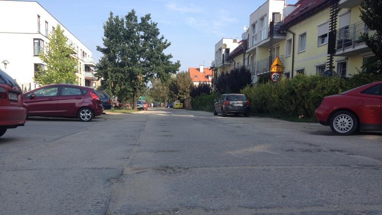 Nadal nie wiadomo, czy remont ulicy Blacharskiej dojdzie do skutku