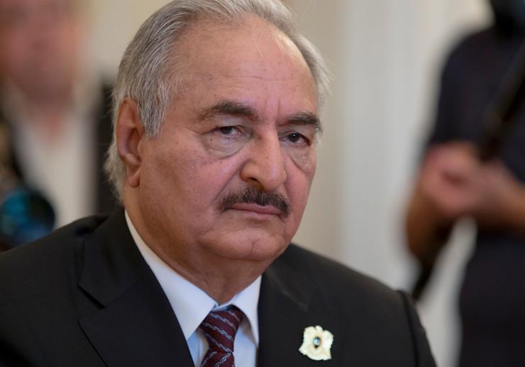 khalifa haftar foto Tanjug AP