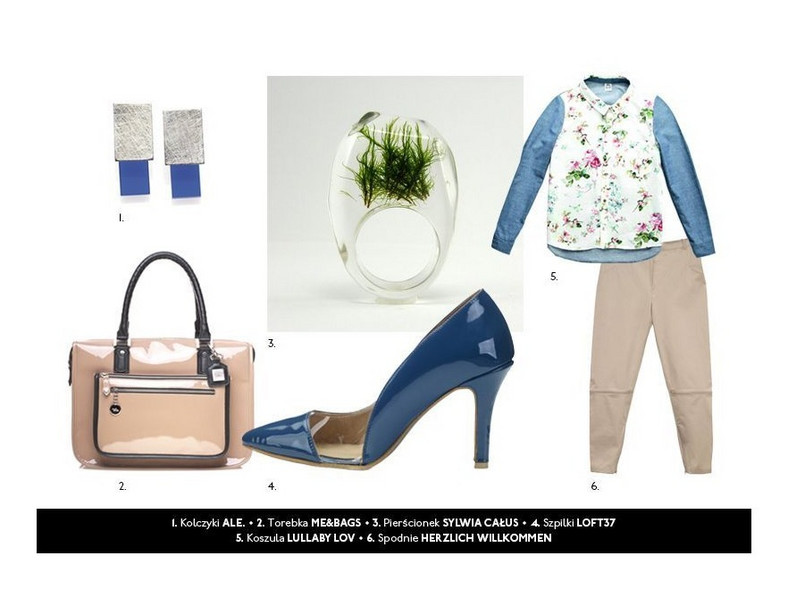 Plastikowa elegancja - must have sezonu wiosna/lato 2013