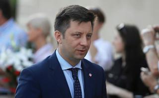 Dworczyk: Premier podjął decyzję o budowie alternatywnego rurociągi, którym ścieki zostaną przerzucone do 'Czajki'