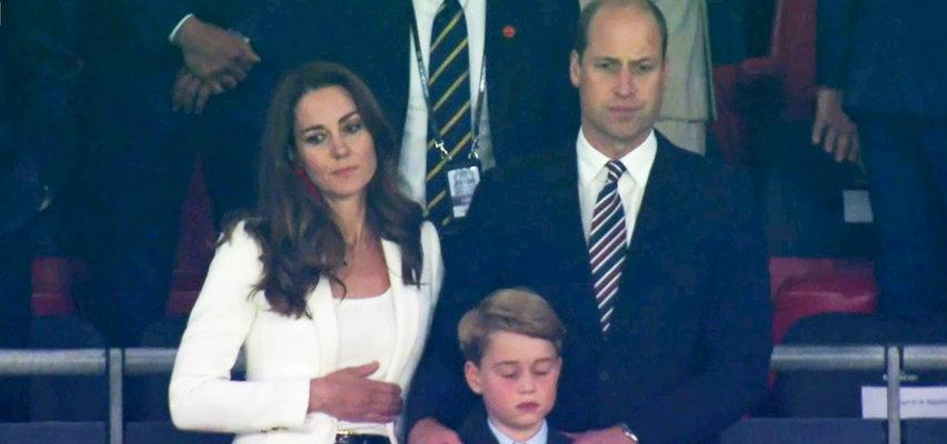 Kate i William pokłócili się o strój Jerzyka. Co ich syn miał na sobie na finale Euro 2020?