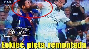 FC Barcelona wygrała z Realem Madryt - memy po El Clasico