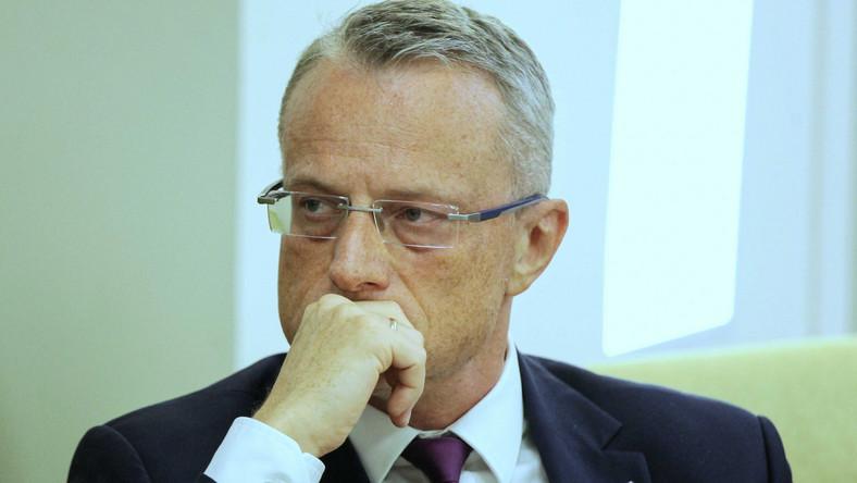 Ambasador RP w Izraelu Marek Magierowski