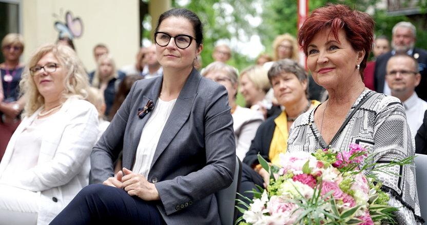 Tak Jolanta Kwaśniewska świętowała imieniny. ZDJĘCIA